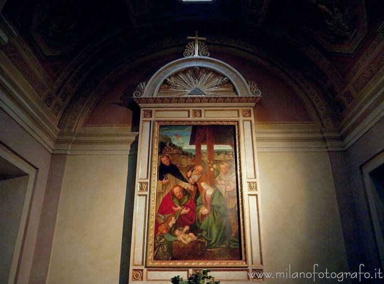 Santa Maria della Consolazione  - milanofotografo | ello