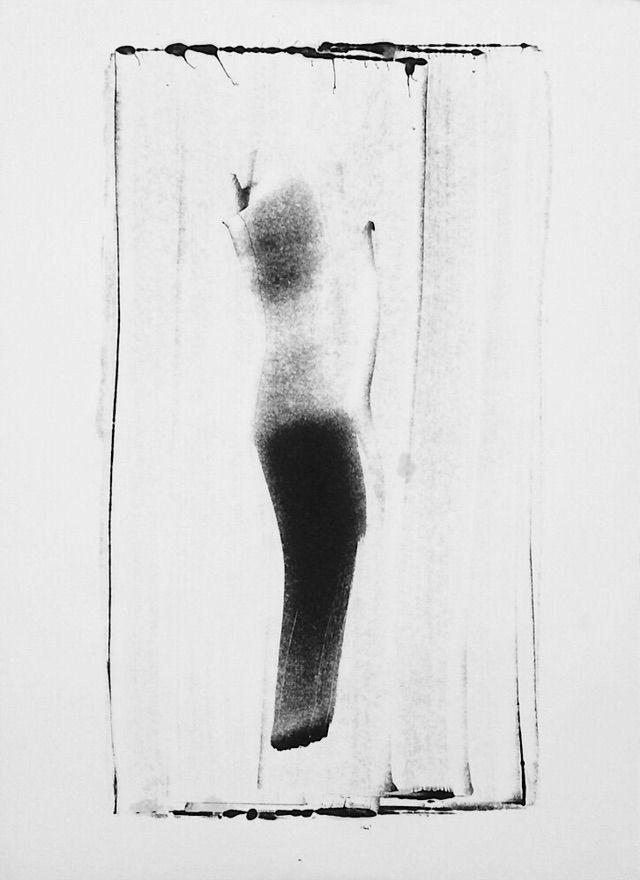 art, blackandwhite, monochrome - mlui | ello