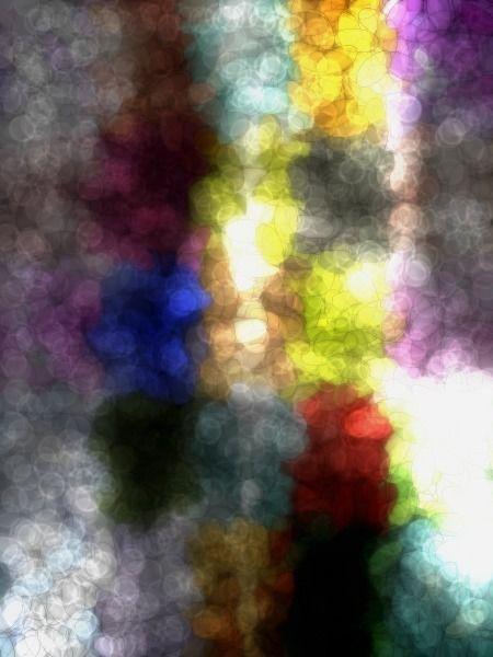stainedGlass, abstract - thunderox | ello