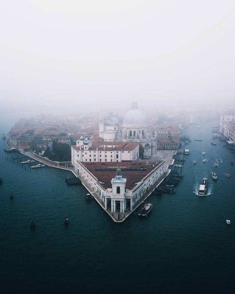 Striking Travel Drone Photograp - photogrist | ello