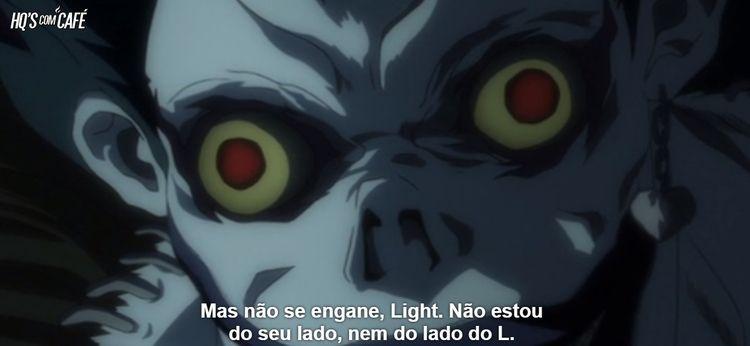 Ryuk <3 - anime, animes, domingo - hqscomcafe | ello