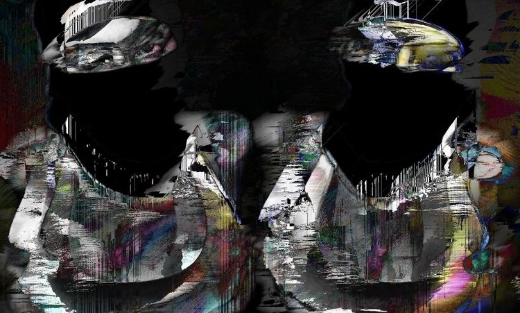 alJazeeraGlitch - digitalart, pixelsort - faltastico | ello