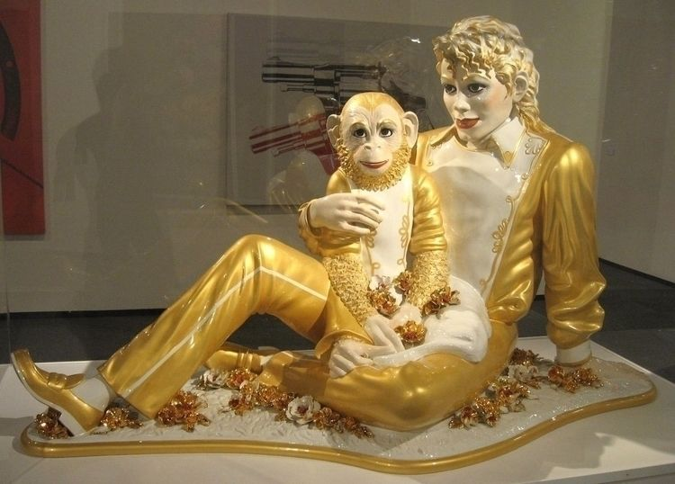 Bubbles Jeff porcelain sculptur - ccruzme   ello