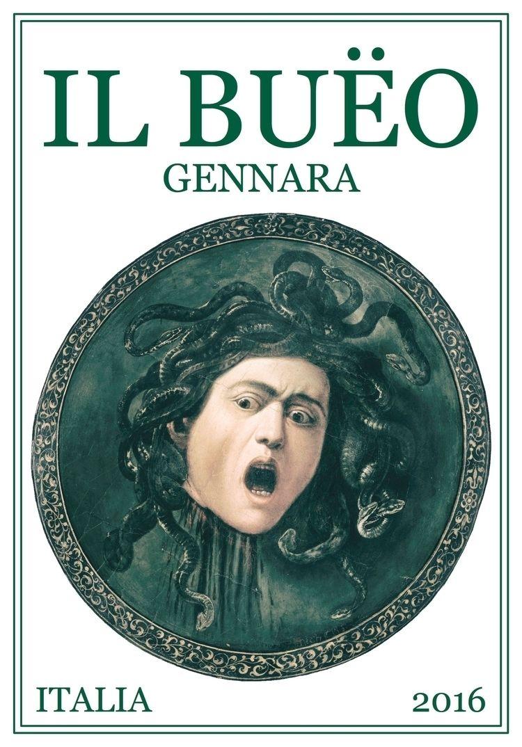 Il Buëo, logo, 2016 Buëo oil pe - gennara   ello