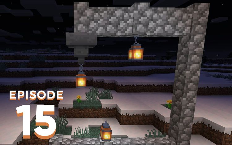 Spawn Chunks 015: Hold Torch Pi - joelduggan | ello
