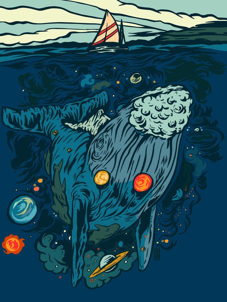 Ocean Universe - thomcat23 | ello