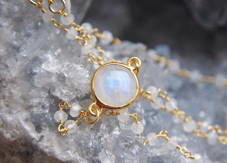 moonstone, moonstonejewelry, jewelry - fawinginlove | ello