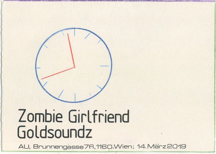 Zombie Girlfriend Goldsoundz 14 - fettkakao | ello