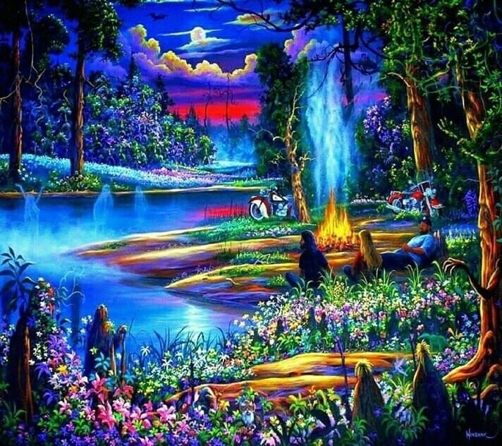 beautiful art - brandyhasaka | ello