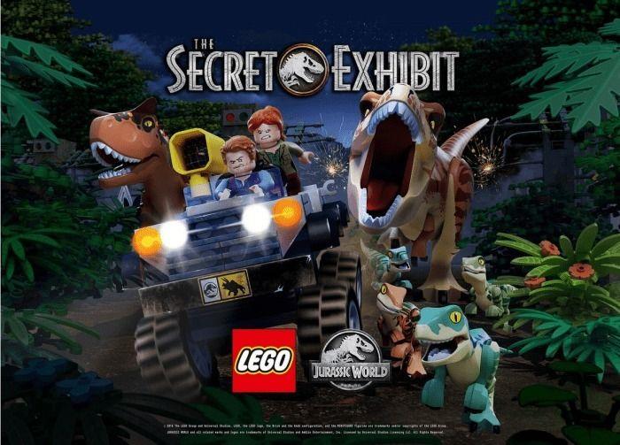 LEGO Universal premiere Jurassi - rooster64 | ello