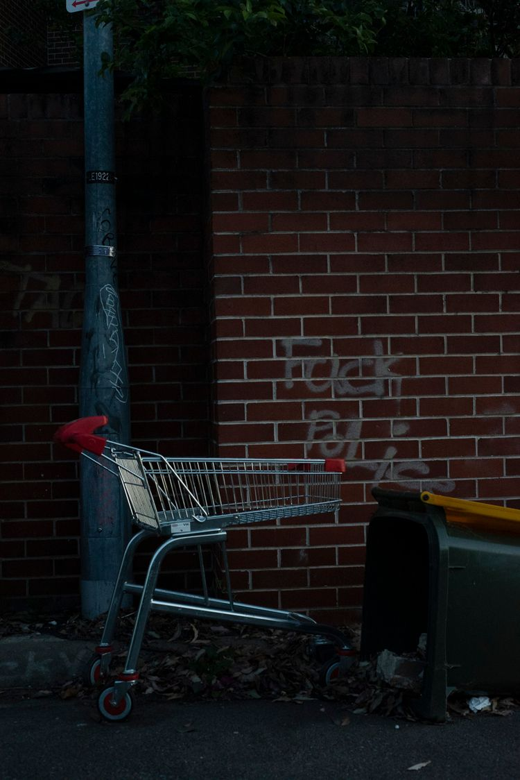 Fuck Police Alexandria, Sydney - donurbanphotography | ello