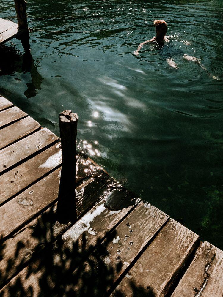 Laguna de Yalahau located 60 ki - xfajardo   ello