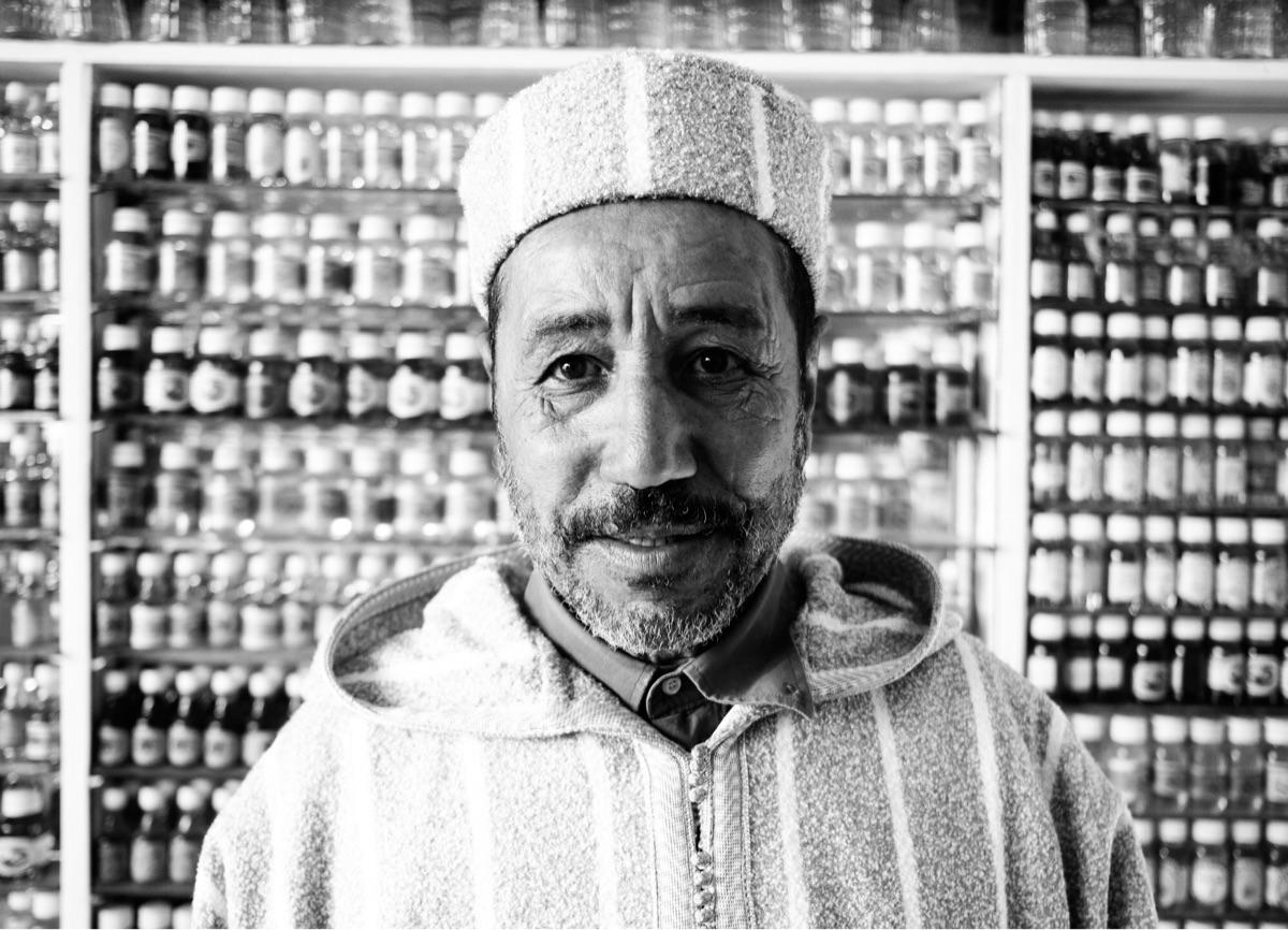 shopowner jewish quarter Marrak - jeroentaalman | ello