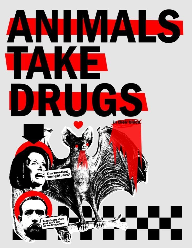 Animals Drugs. Read full story  - aamackie | ello