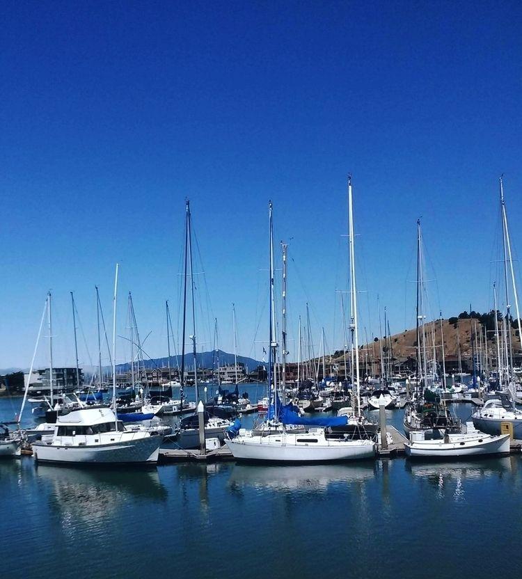 Marina - boats, lake, water - ranjiroo | ello