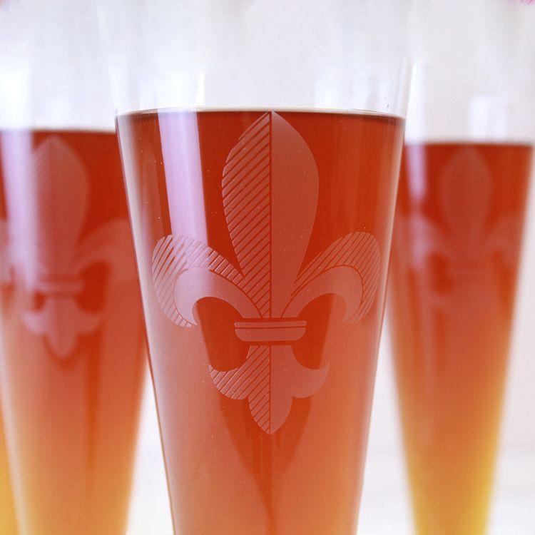 Pilsners Fleur-de-lis - beer - ranjiroo | ello