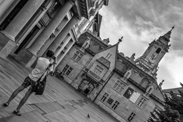 Town Hall Bratislava, Slovakia - stephanepictures | ello