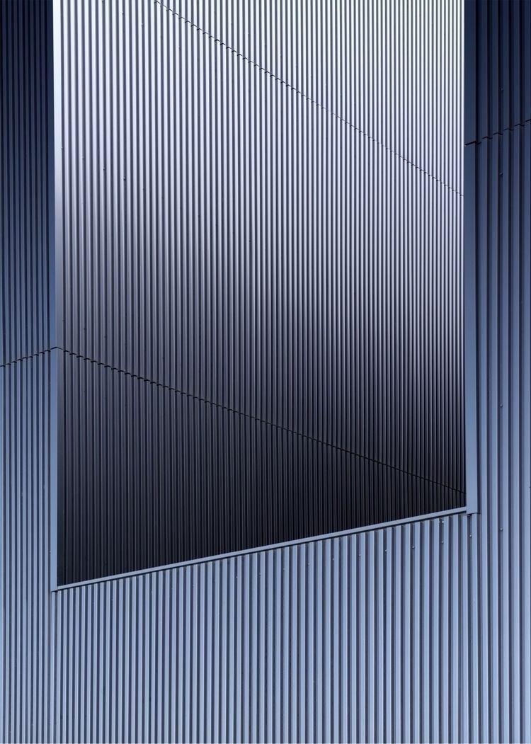Vasarely - architecture, minimalism - oliviermorisse | ello