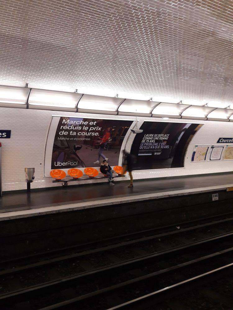 Le mot du jour Marche - paris, marche - achkaknitting | ello
