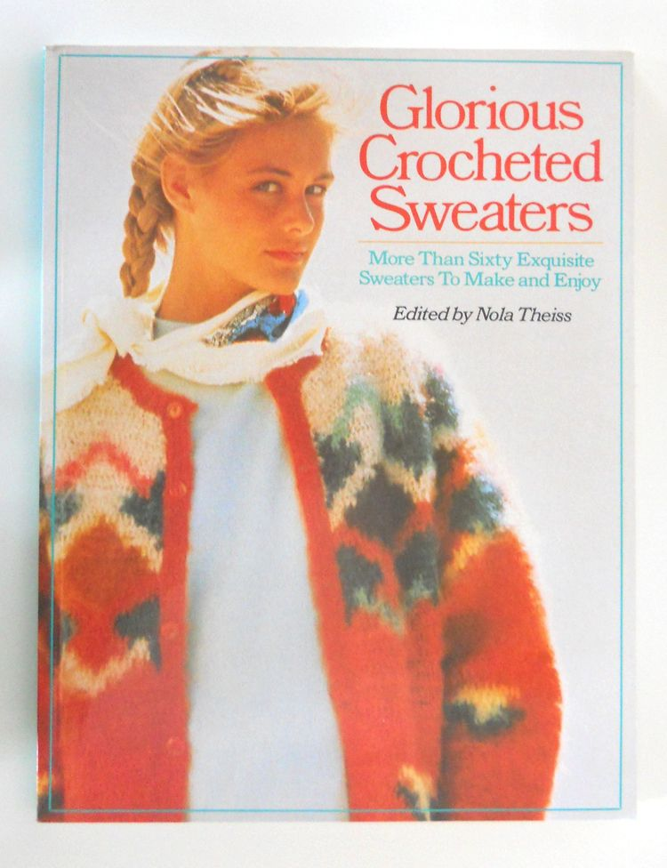 25% Glorious Crocheted Sweaters - theresa-marchione | ello