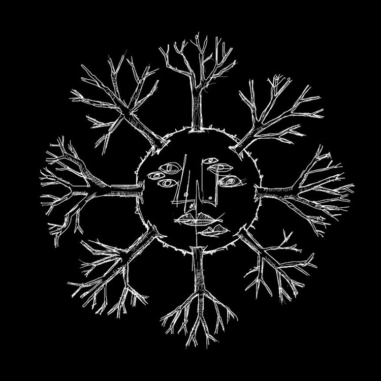 flake - trees, winter, fall, bare - catswilleatyou | ello