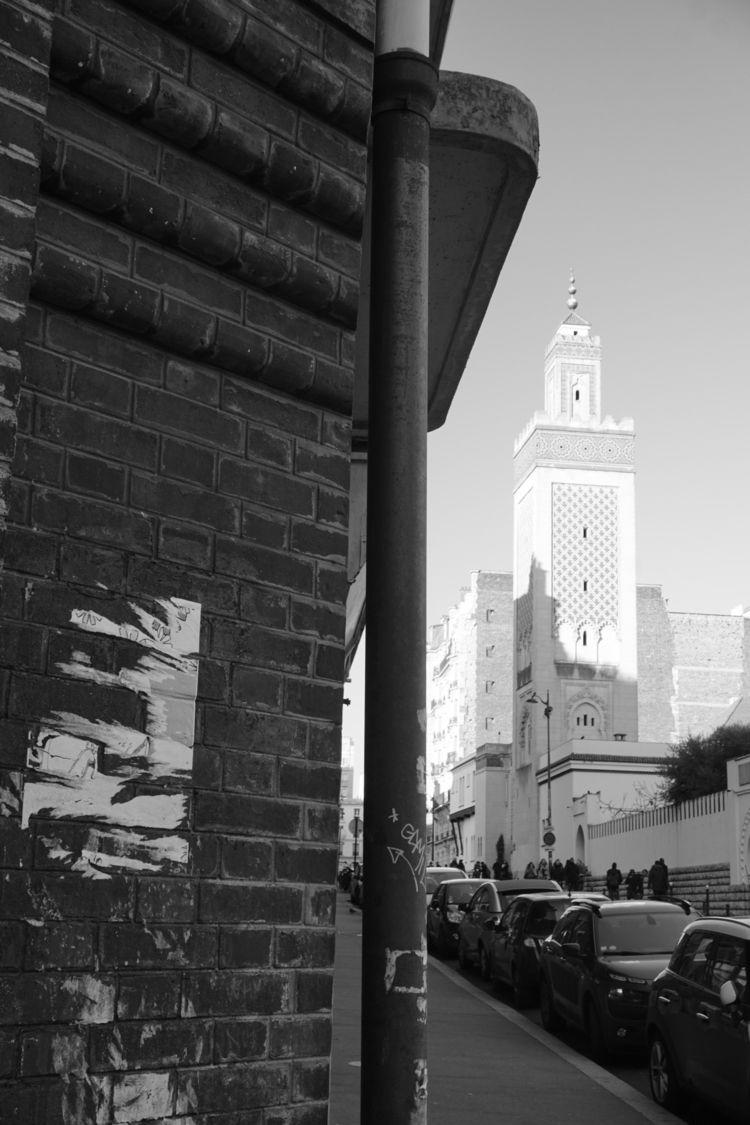 Paris Mosque built World War Mu - fvila | ello