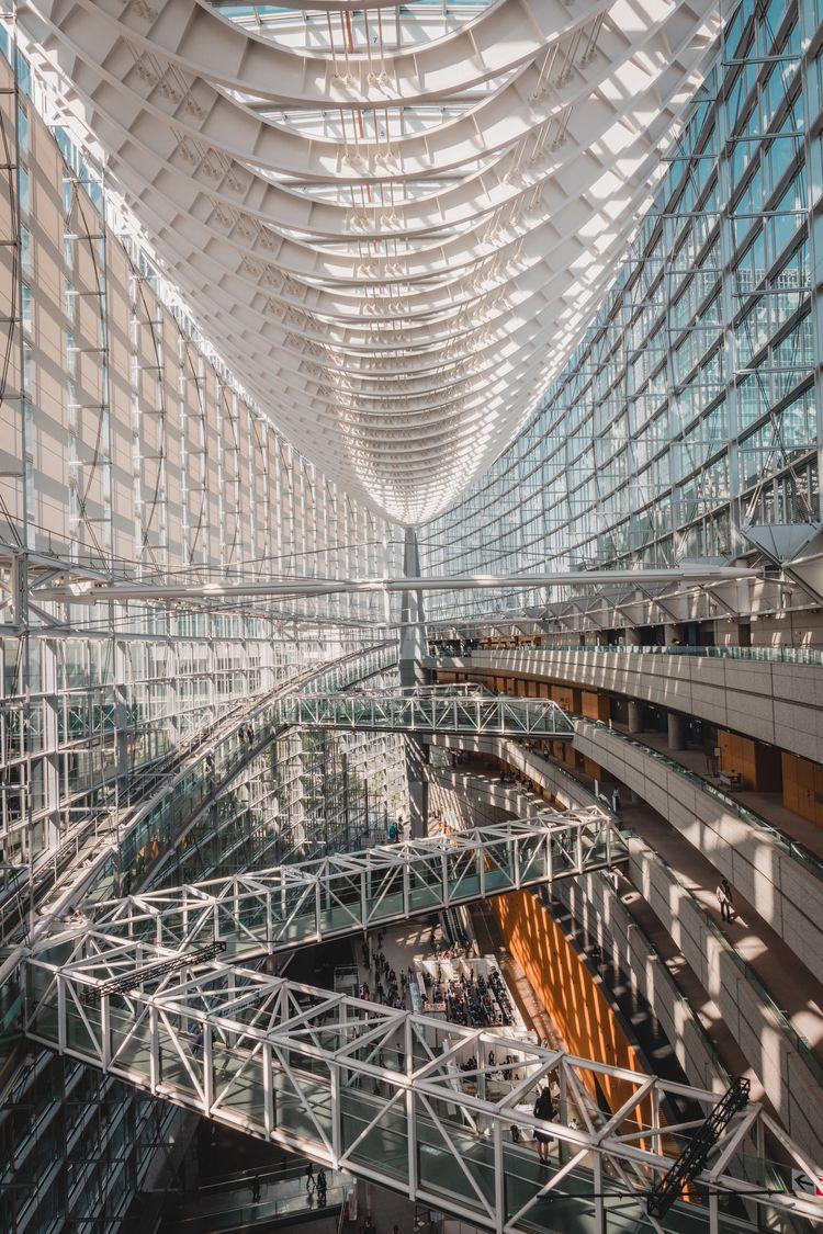 Tokyo International Forum - eas - davesabroad | ello