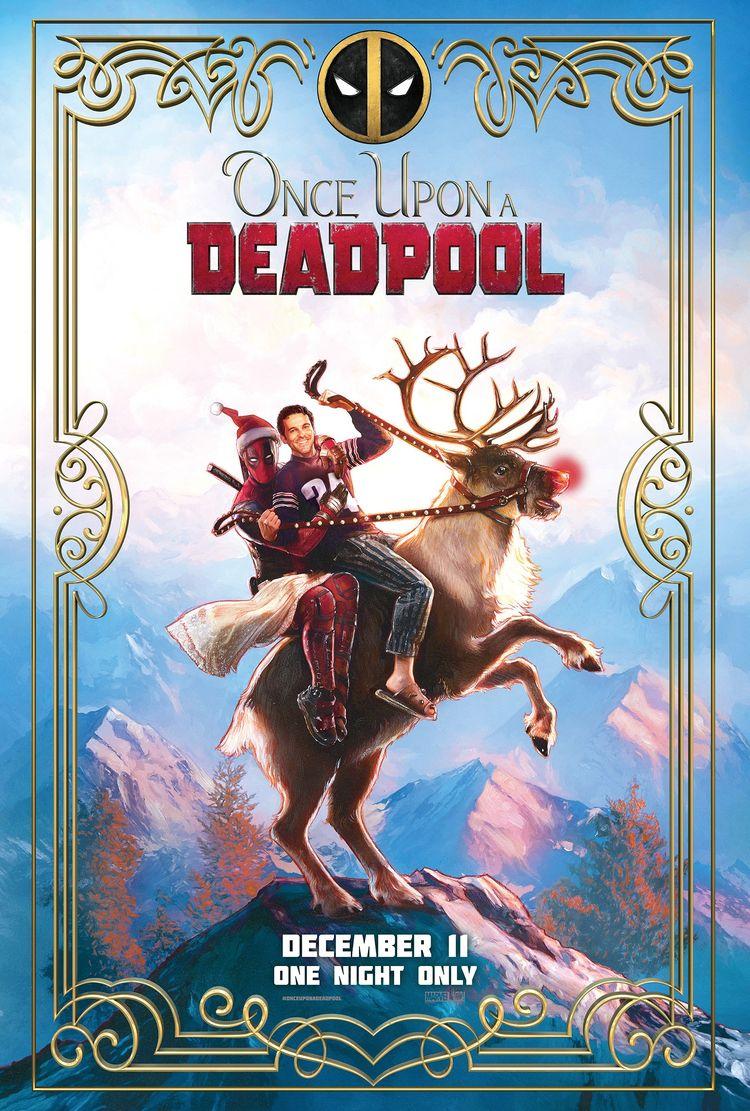 Deadpool - Trailer night - movie - comicbuzz | ello