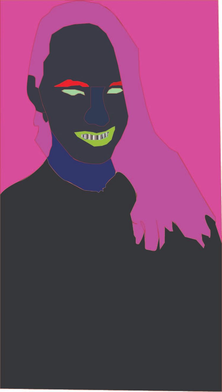 Cartoon Face - skyeshot | ello
