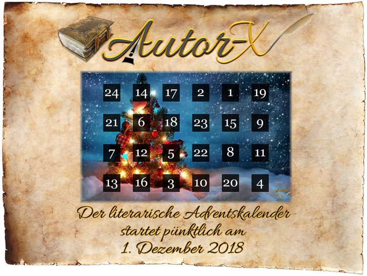 Unser Adventskalender ist gefül - king_leo | ello