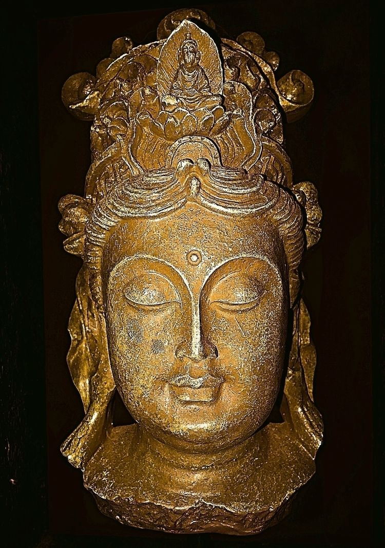 3rd Eye - buddha, sculpture - ranjiroo | ello