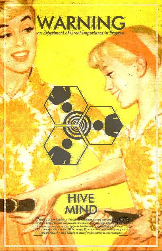 Warning Series: Hive Mind (2017 - jordanleewade   ello
