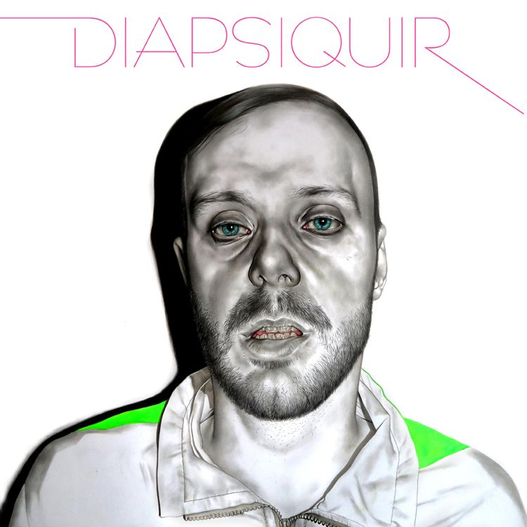 Diapsiquir - 180° record cover  - yasmineweiss | ello