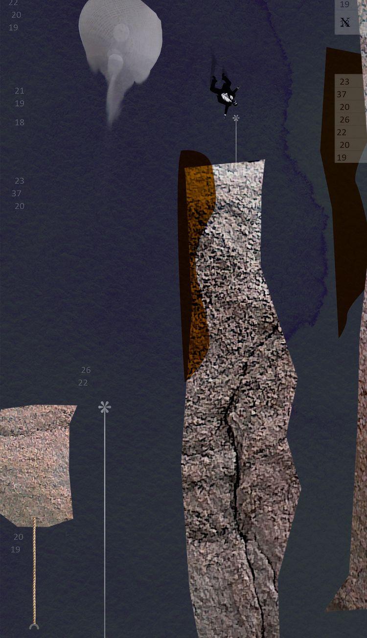 Goodnight Legs graphic / print - markograf | ello