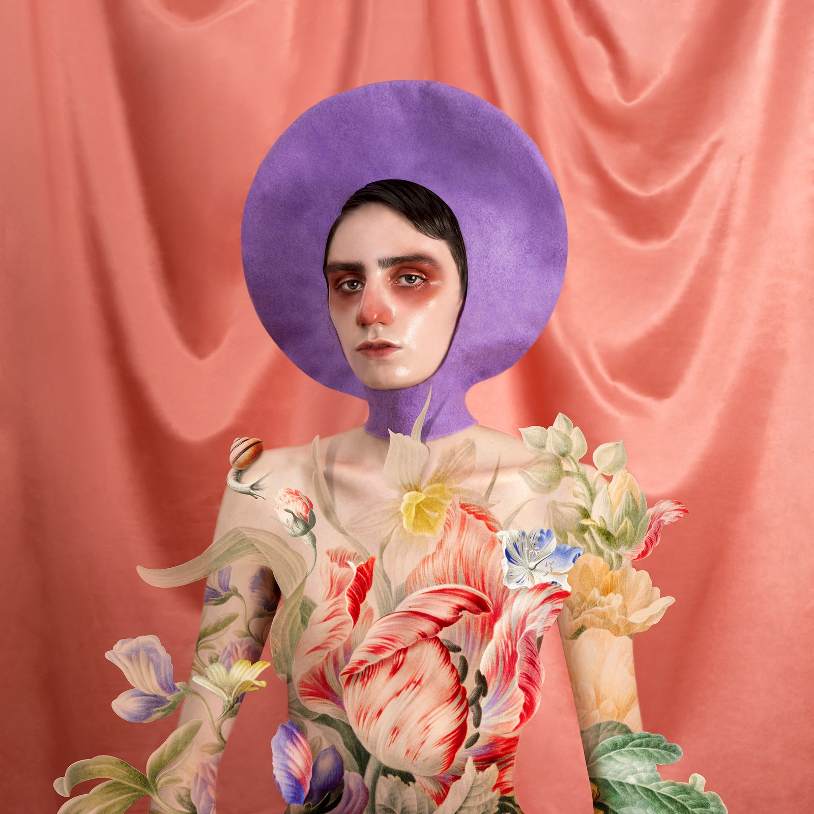 BLOOM Otherness portraits serie - andres_marti | ello