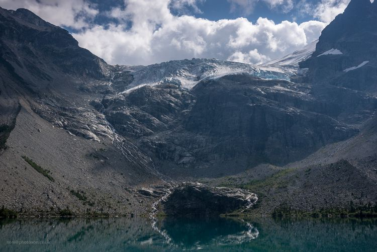 Upper Joffrey lake. BC, Canada  - toni_ertl | ello