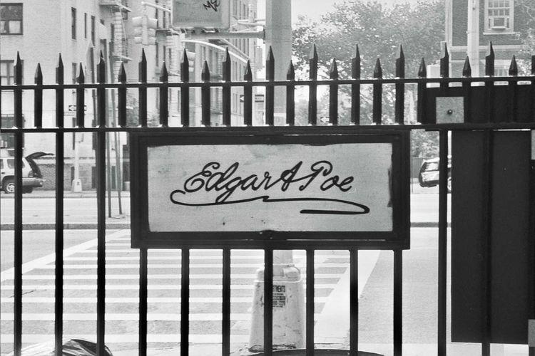 Poe Park Bronx NYC - ftlm92   ello