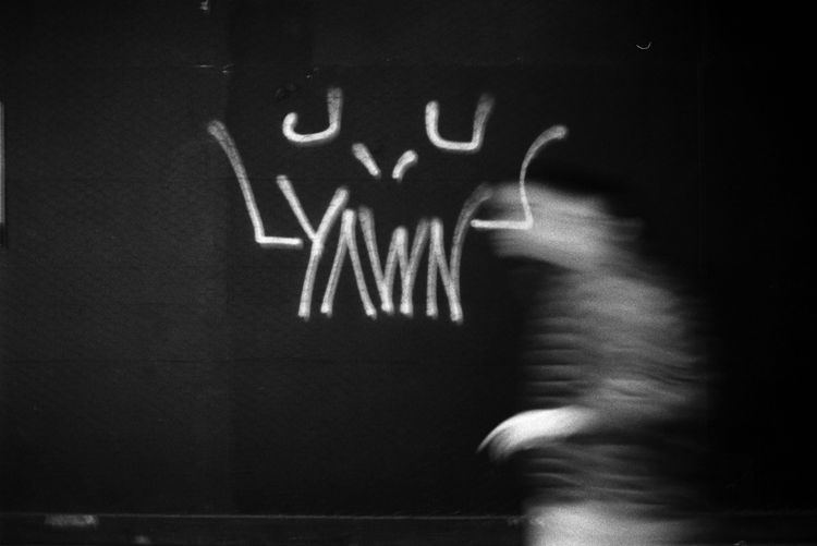 Untitled (Yawn) 2017 Mintolta + - theoriginaljingles | ello