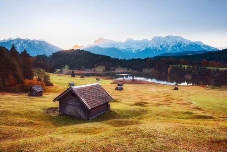 Sunrise Bavarian Alps - adventure - matthiasdengler | ello