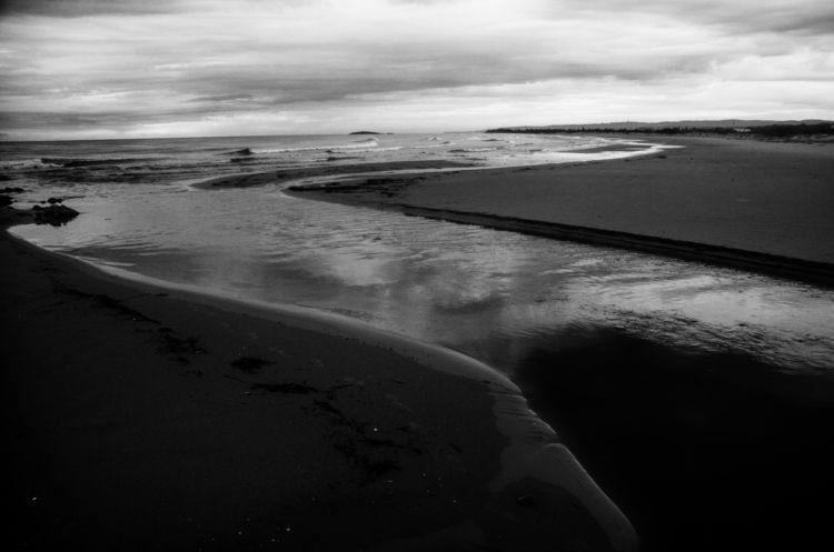 stormy day northern beach Israe - ydoron1 | ello