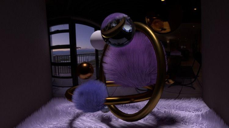 Fluffy stuff - tinkerbee17 | ello