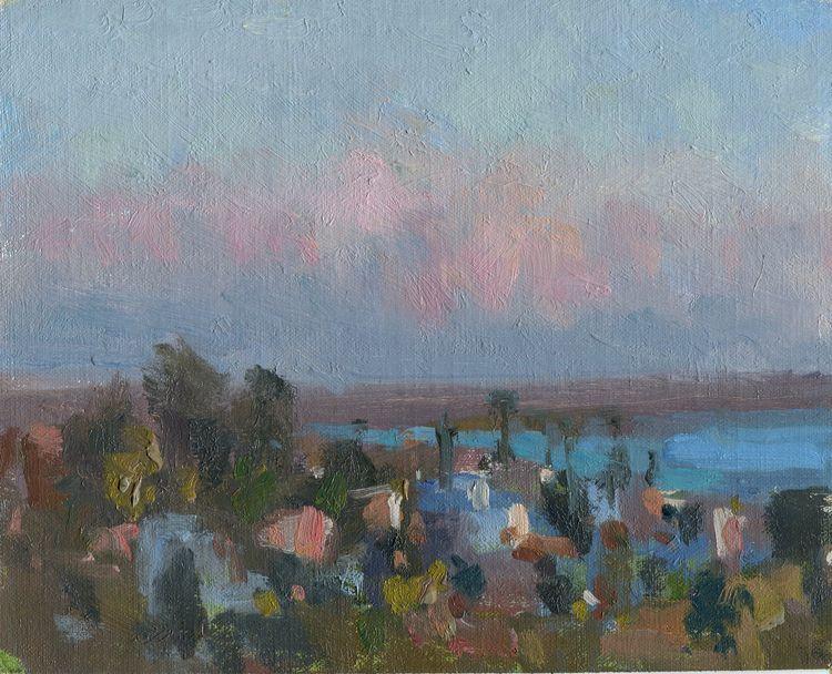 Painting studio view (Ventura,  - edt | ello