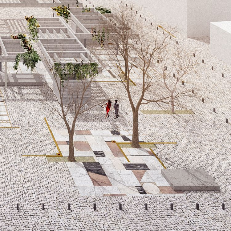 Trikala square competition | 3r - object-e | ello