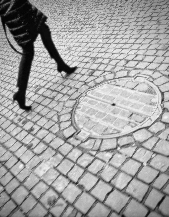  Inception... Place du Molard - ziolele   ello