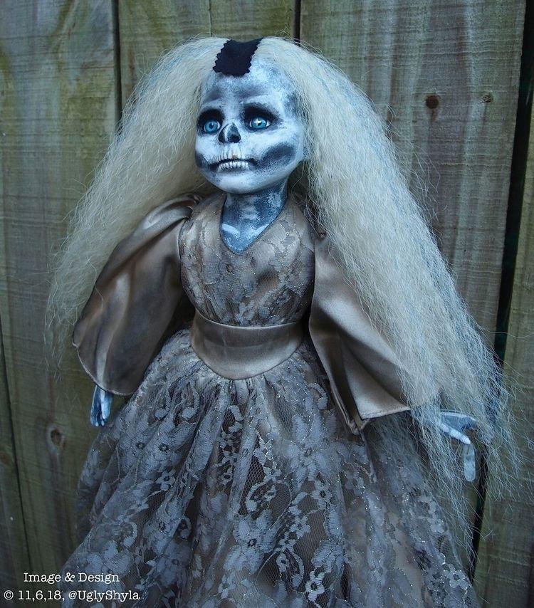 Icy Death Doll Ugly Shyla Find - uglyshyla | ello