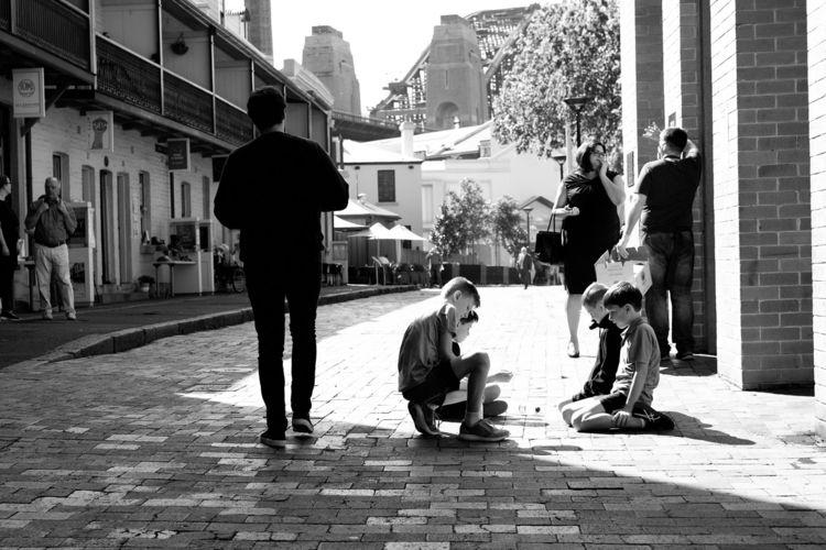 street, photography, sydney - francisgorrez | ello