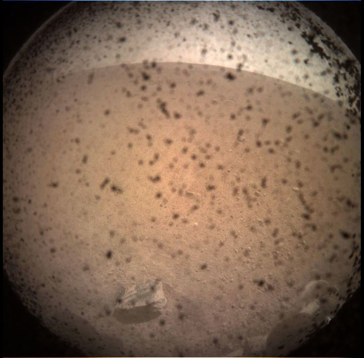 Image - mars, nasa, insight, robot - valosalo | ello