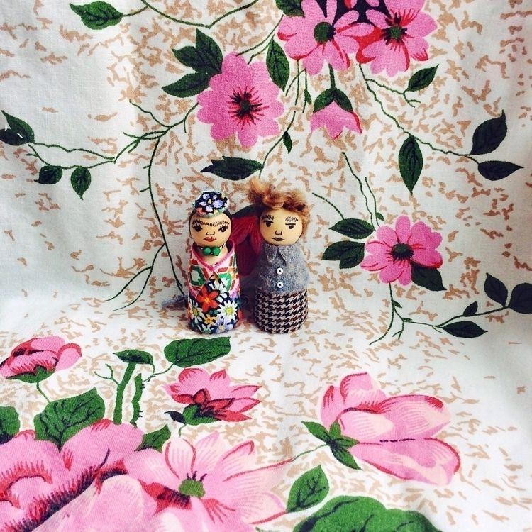Frida Diego ornament boxed sets - alittlevintagedoll | ello
