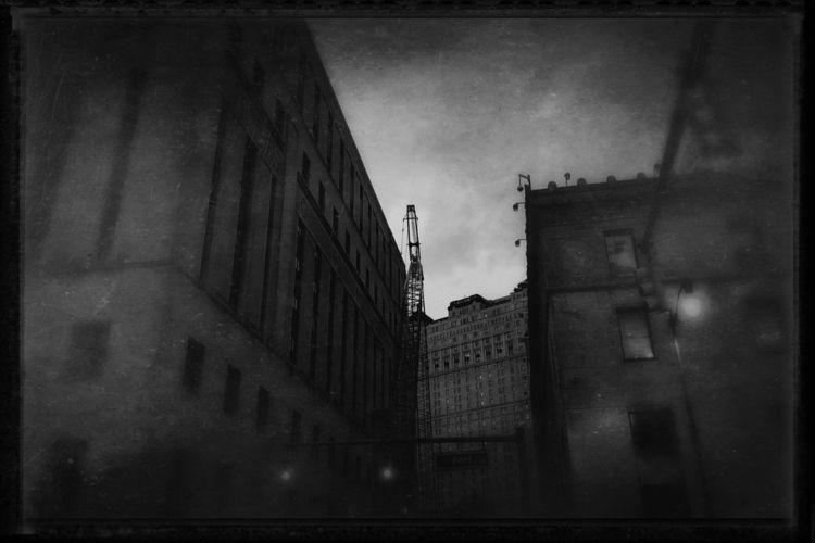 Detroit gothic. Sunday - photography - simpleboxconstruction | ello