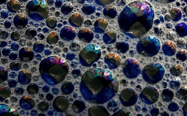 Burbujas de detergente Tazas di - taron   ello